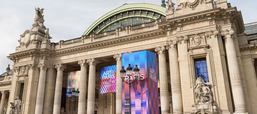 Art Paris Art Fair au Grand Palais PARIS AVRIL 2019
