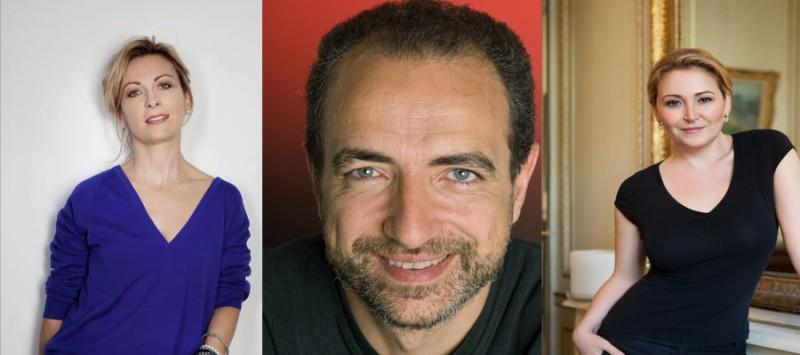 Natalie Dessay et Laurent Naouri ont trouvé leur voie