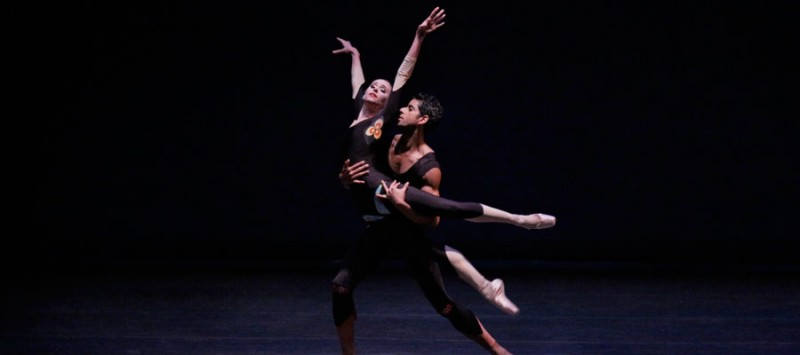 dernières places New york City Ballet paris