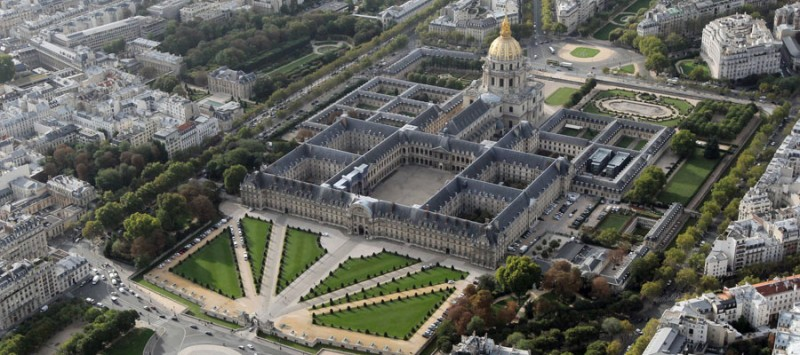 Hôtel national des Invalides