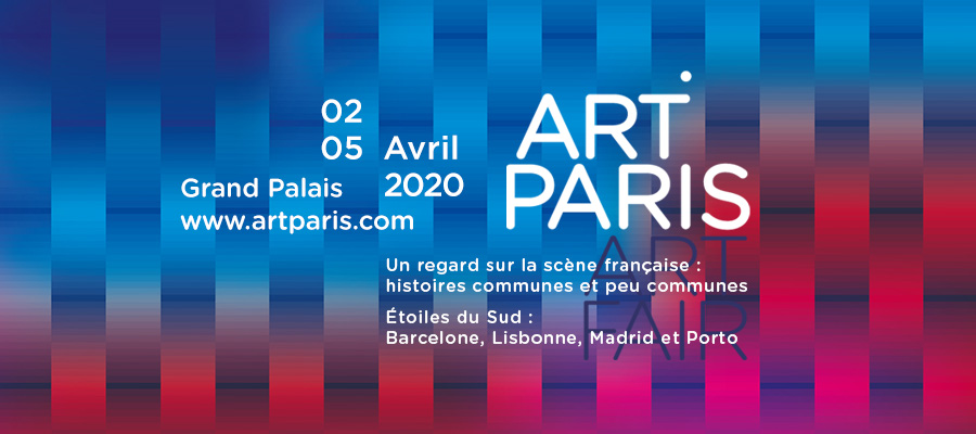 Art Paris Art Fair 2021, la foire d'art à Paris au Grand Palais