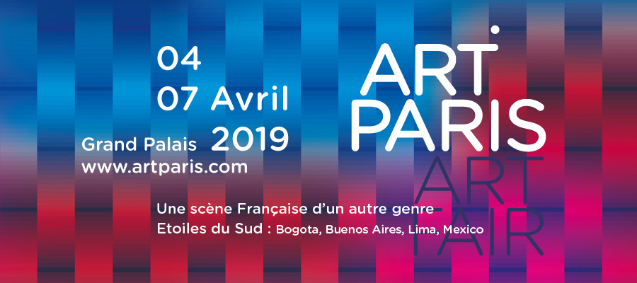Art Paris Art Fair 2019, la foire d'art à Paris au Grand Palais
