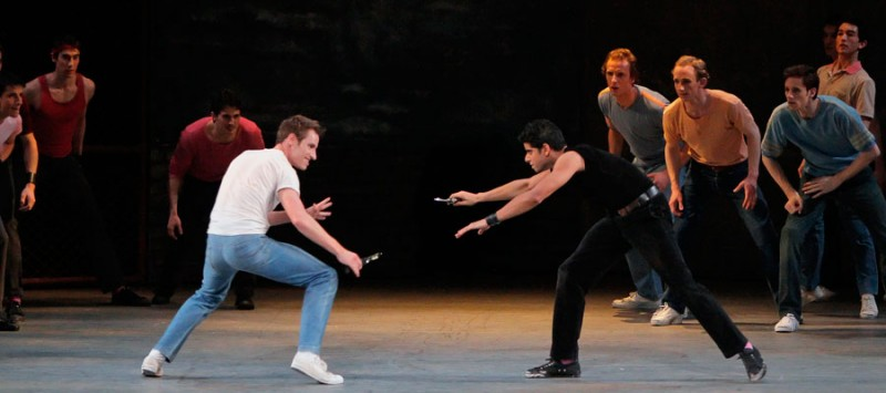 West Side Story New York City Ballet