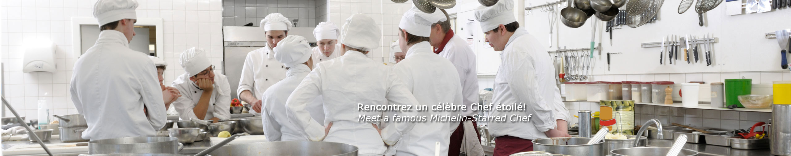 Meet a famous Michelin-starred Chef, gastronomy paris tour